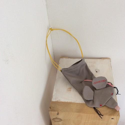 banryoku ネズミバッグ