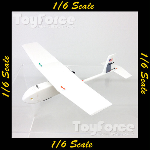 【02883】 1/6 DID U.S. Navy SBT Weimy RQ-11 UAV 小物