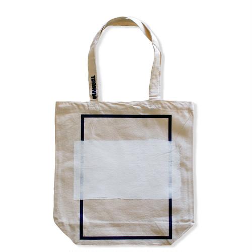 Frame Tote Bag (WHITE)