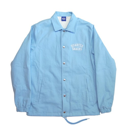 QUARTER SNACKS CANVAS COACH JK B.BLUE