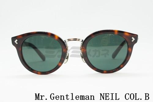 【正規取扱店】Mr.Gentleman(ミスタージェントルマン) NEIL-SG COL.B