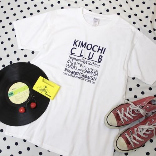 KIMOCHI CLUB Tシャツ