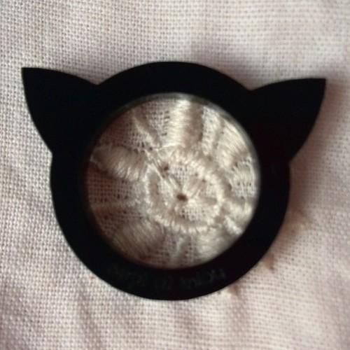 Cat ears リング