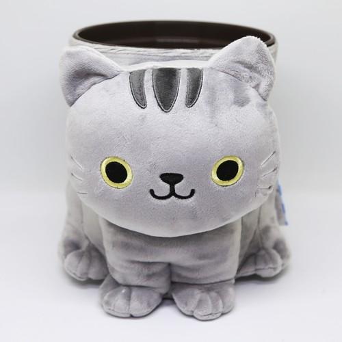 猫ダストボックス(ぬいぐるみダスト)アメショ