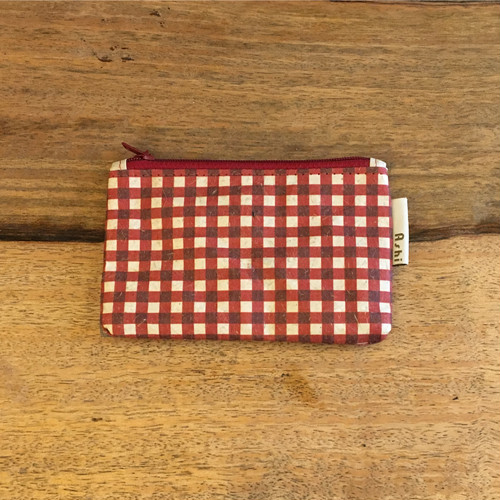 Flat Pouch S*Kroma Red