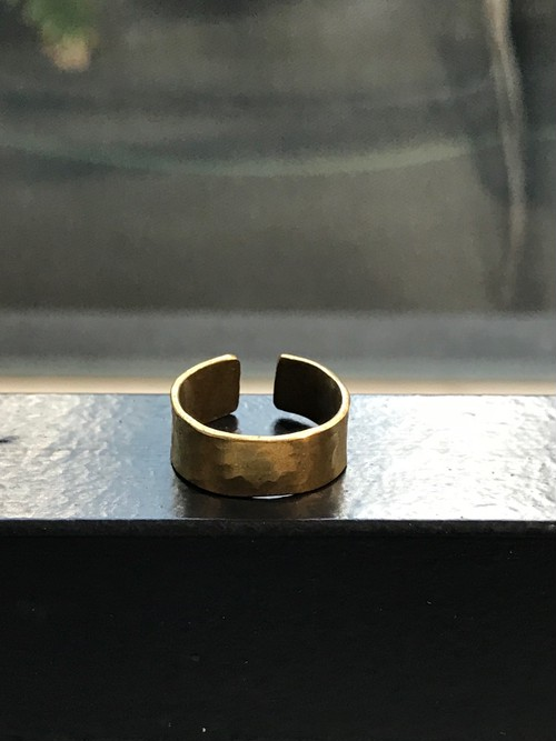 【grün⁺】真鍮RING 0.8mm BRASS