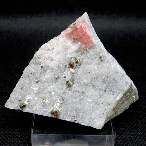 ロードクロサイト インカローズ 菱マンガン鉱  RDCT006  117,3g 鉱物 原石 天然石 パワーストーン