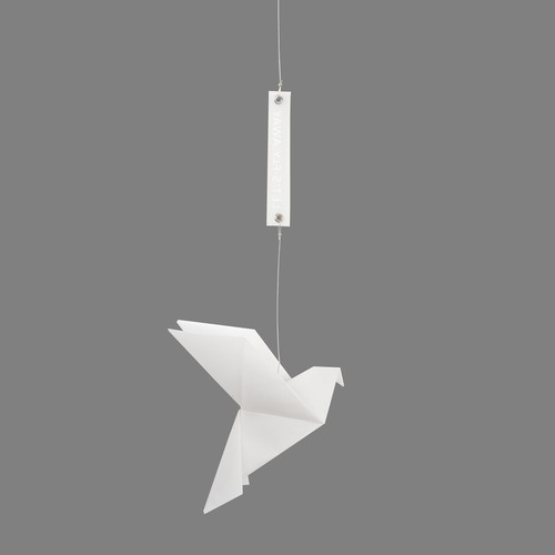 Origami Clip Let's Fly Away  #858