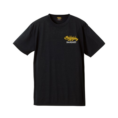HH BONE CRUSHERS DRY COTTON TEE / BLACK