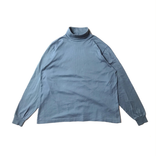 """"""" LAND'S END"""" (Made in U.S.A)  Turtleneck L/S Tee"""