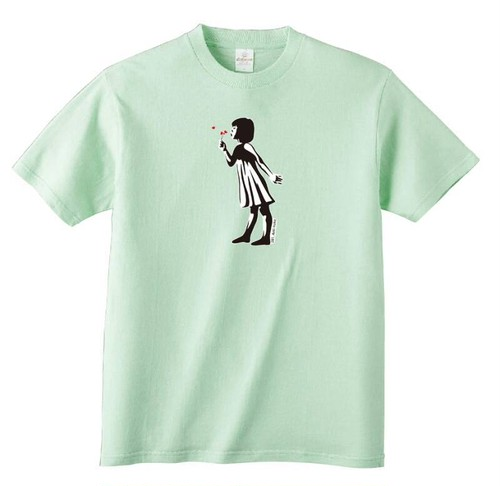 胎動 × 281_Antinuke T-Shirt  MELON