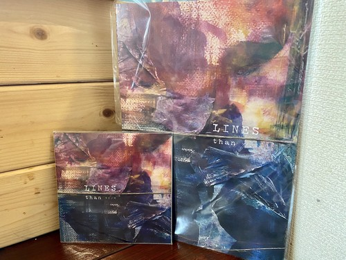 『LINES』/ than (CD&art book)