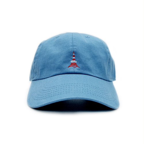 WasHere TOWER CAP (SKY BLUE)