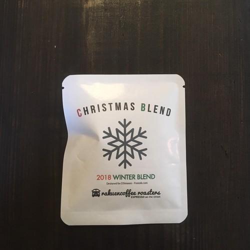 CRISTMAS BLEND DRIP BAG  SNOW