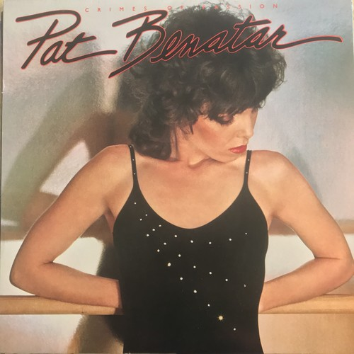 PAT BENATAR / CRIMES OF PASSION (1980)