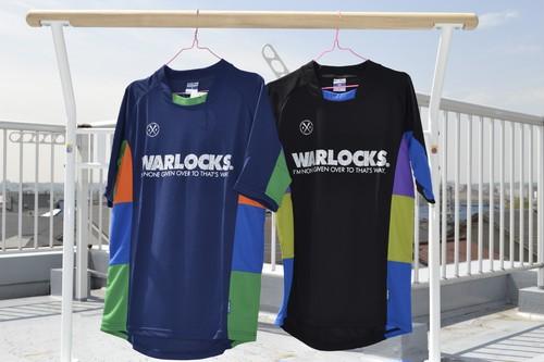 【数量限定】スリーカラープラクティスシャツ WLS101010