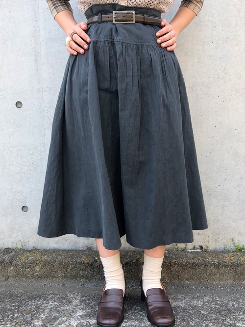 (PAL) design flare skirt