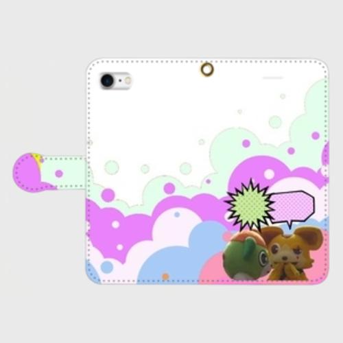 イッちゃんスパンキースマホケース(iPhone7対応)