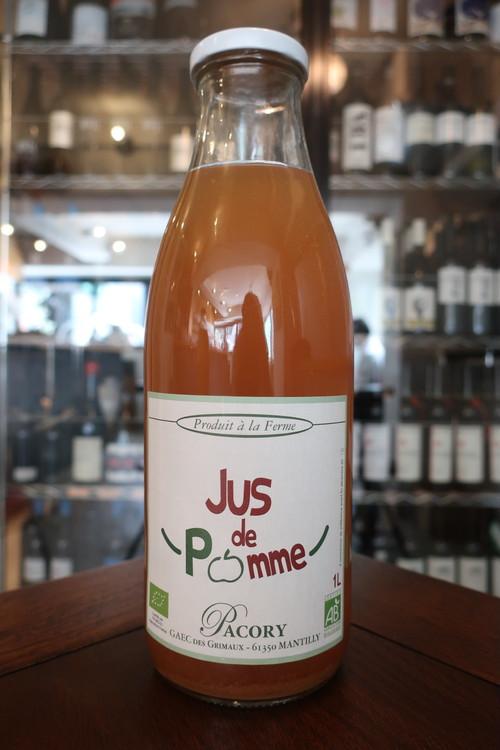Jus De Pomme / Pacory(ジュ ド ポム/パコリ)