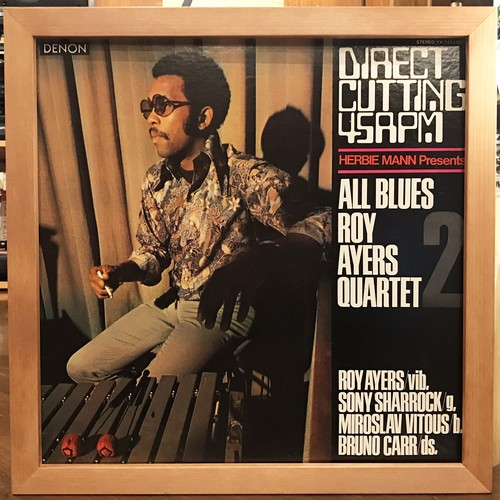 Roy Ayers Quartet ‎– All Blues Roy Ayers Quartet 2 (EP)