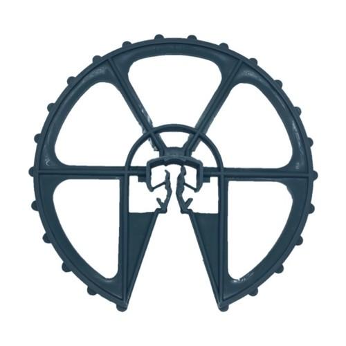 鉄筋型スペーサー ドーナツ型 (D10~16 W95 70個入 グレー)