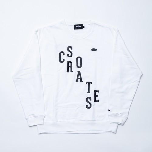 SOCRATES Sweat WHITE