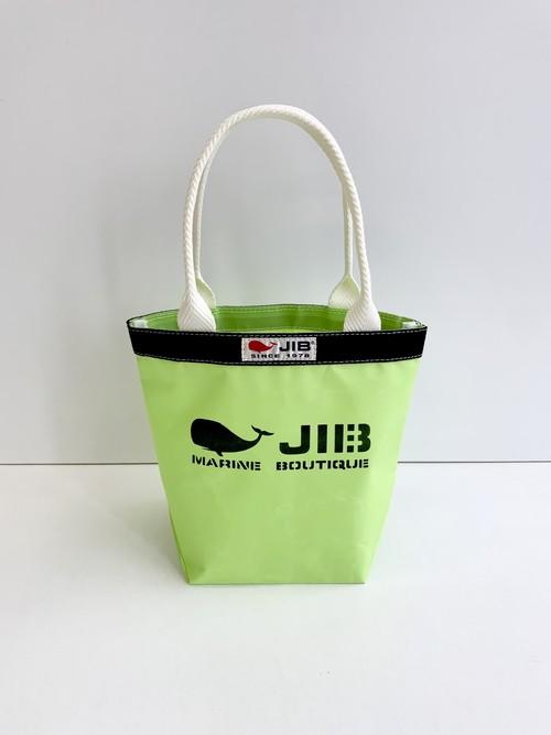 【JIB】BKS28 バケツトートSS / ライム (限定カラー)