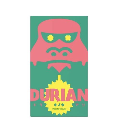 【ボードゲーム】DURIAN ドリアン