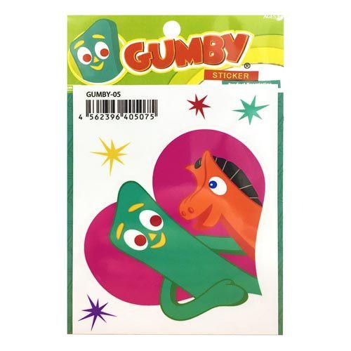 GUMBY Sticker (GUMBY-05)