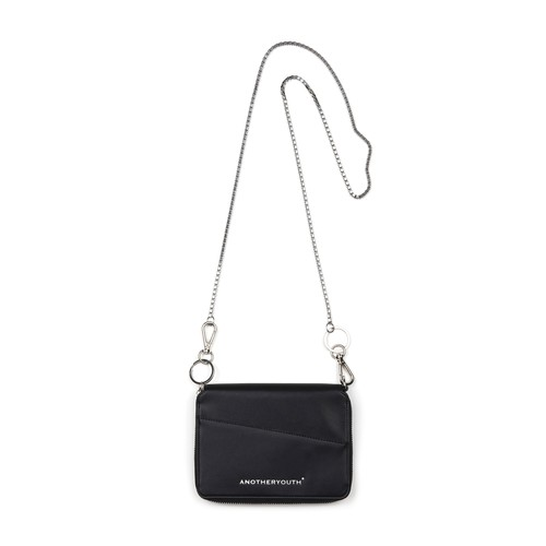 ANOTHER YOUTH Chain Mini Bag BLACK
