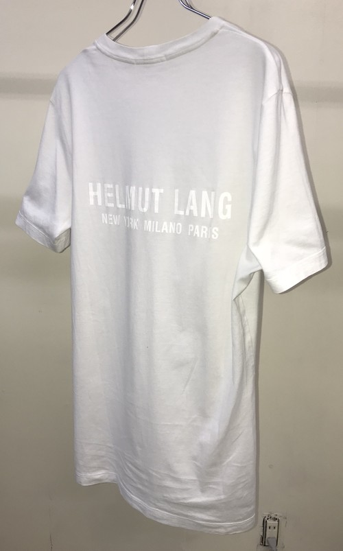2000s HELMUT LANG BACKSTAGE SHIRT