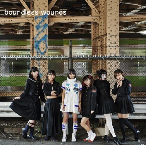 NECRONOMIDOL × ネムレス「boundless wounds」CD