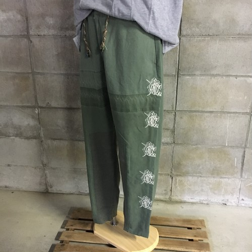 "ink 2017AW ""SEWING HAND PANTS"" Lサイズ"
