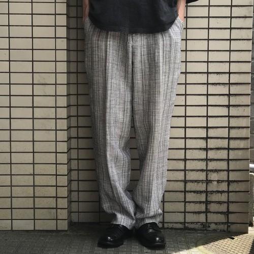 USED LINEN PANTS