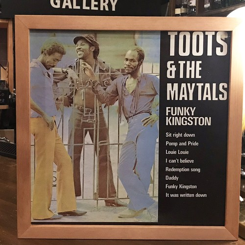 Toots & The Maytals - Funky Kingston (LP)