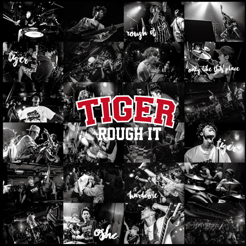TIGER / rough it (CD)