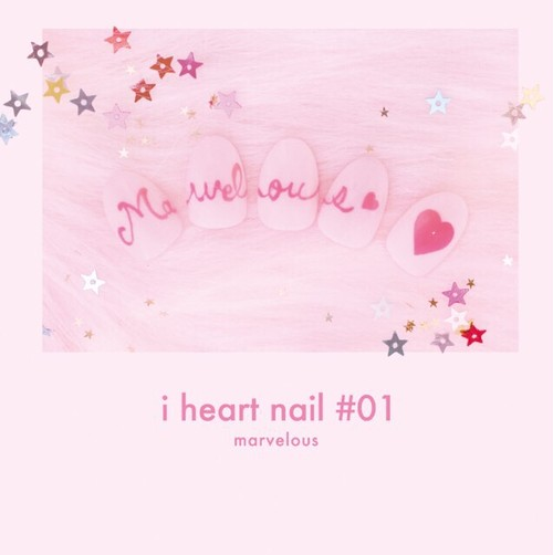 Marvelous nail zine