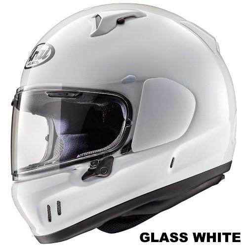 ARAI XD GLASS WHITE