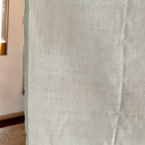 【NEW】Khadi cotton ひすい色