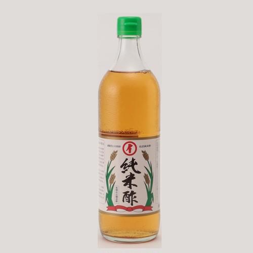 【醸造酢】700ml 純米酢