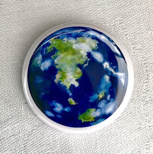 缶バッジ (earth)