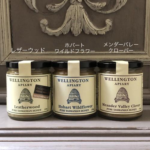 ウェリントンハニー タスマニア蜂蜜