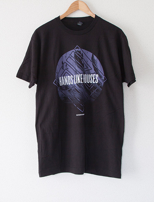 【HANDS LIKE HOUSES】Dissonents T-Shirts (Black)