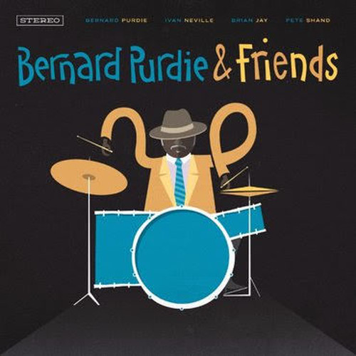 【残りわずか/CD】Bernard Purdie & Friends - Cool Down