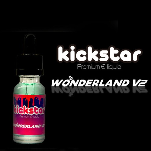 Wonder Land V2 20ml | Kickstar