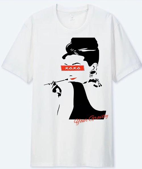 塩田将己 Twitterフォロワー2000人突破記念Tシャツ 白 限定50着