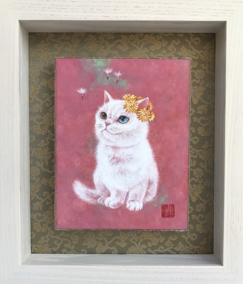 """※Please let us know if you wish to restock             Miki INABA  """"Beautiful spring"""""""