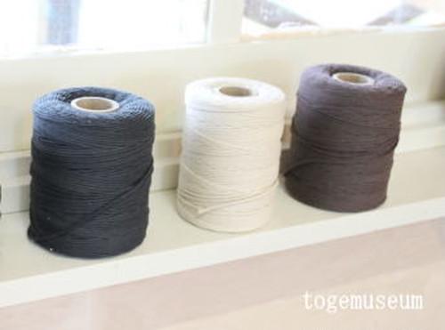 ラグ用/三つ編み用とじひも 5mカット