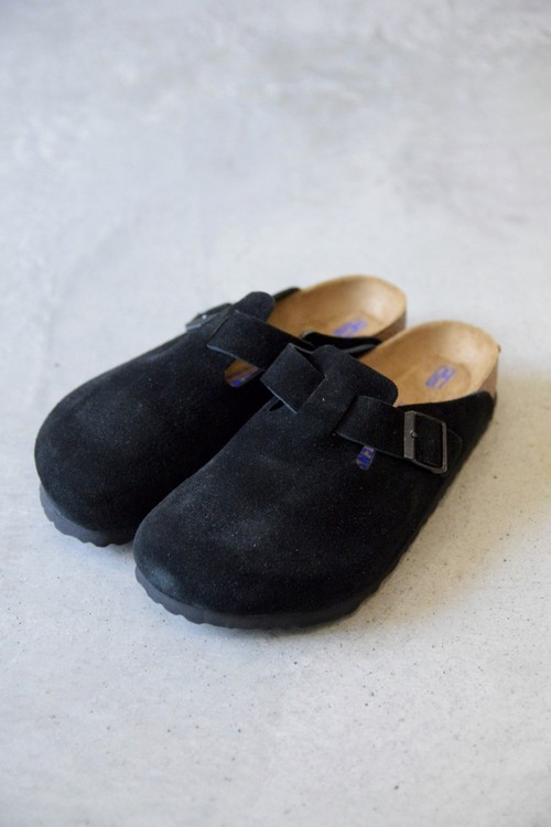 【BIRKENSTOCK】BOSTON / Soft Footbed