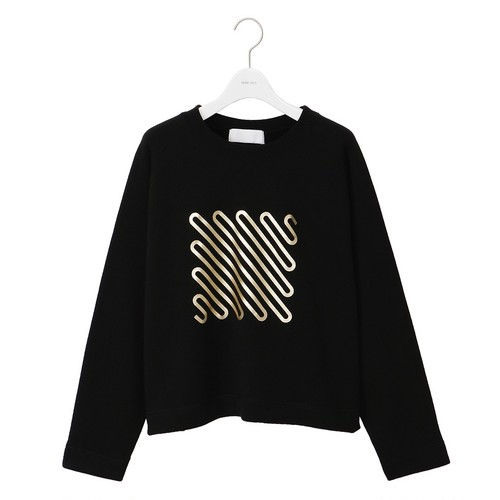 """Iconfoil Feared Sweat """"GLD"""" -BLACK×GOLD- / NEON SIGN"""